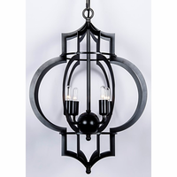 Noir Furniture Palace Pendant, Metal