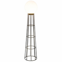 Noir Furniture Perl Floor Lamp