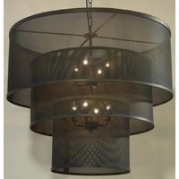 Noir Furniture QS Mesh Pendant