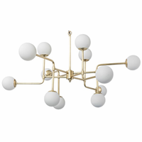 Noir Furniture QS Taranto Chandelier