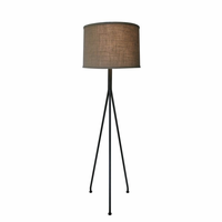 Noir Furniture QS Tripod Floor Lamp