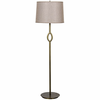 Noir Furniture Ridge Floor Lamp
