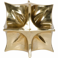 Noir Furniture Solanum, Brass