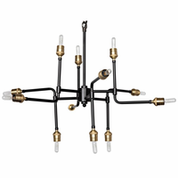 Noir Furniture Sperato Chandelier