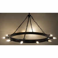 Noir Furniture Utica Pendant