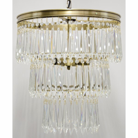 Noir Furniture Venice Chandelier