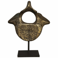 Noir Furniture Whale Bone 86A, Brass