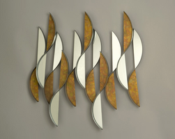 Nova Flow Wall Art Mirror