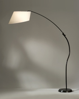 Nova Ibis White Arc Lamp