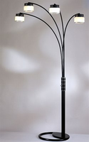Nova Konico  Arc Floor Lamp