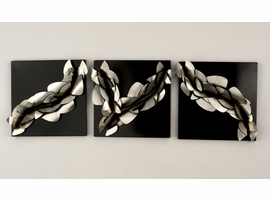 Nova Petals, Wall Art, 3 PC Set