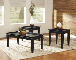 Ashley Furniture Express Occasional Table Set