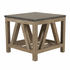 Orient Express Blue Stone End Table