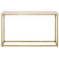 Orient Express Carrera Console Table