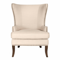 Orient Express Grant Wing Chair