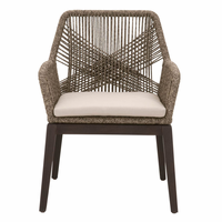 Orient Express Loom Arm Chair Set of 2