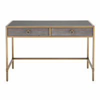 Orient Express Strand Shagreen Writing Desk