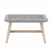 Orient Express Weave Outdoor Accent Stool