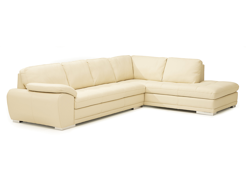Palliser 77319 miami stationary sectional for Sectional furniture