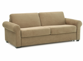 Palliser Sleepover Sleeper Sofa Available In Leather & Fabric