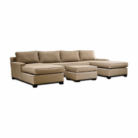 Pasha Furniture Ballroom Sectional Armless Loveseat
