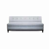 Pasha Furniture Riley Sectional Armless Loveseat