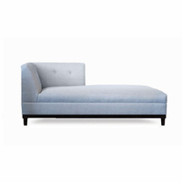 Pasha Furniture Riley Sectional Chaise
