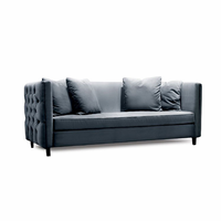 Pasha Furniture Vera Premium Sofa