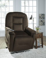 Ashley Furniture Power Lift Recliner, Coffee