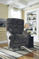 Ashley Furniture Power Lift Recliner, Slate