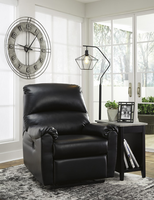 Ashley Furniture Power Recliner, Black