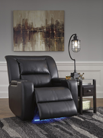 Ashley Furniture Power Recliner, Midnight