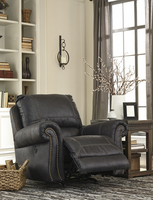 Ashley Furniture Power Rocker Recliner, Black