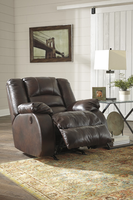 Ashley Furniture Power Rocker Recliner, Cafe