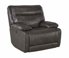 Ashley Furniture Power Rocker Recliner, Metal
