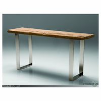 Provence Reclaimed Pine Wood Console Table