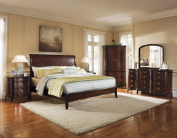 Pulaski Furniture Master Bedroom Beds