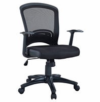 Pulse Mesh Office Chair, Black [FREE SHIPPING]