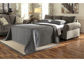 Ashley Furniture Queen Sofa Sleeper, Alloy