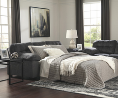 Ashley Furniture Queen Sofa Sleeper, Granite