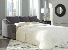 Ashley Furniture Queen Sofa Sleeper, Gunmetal