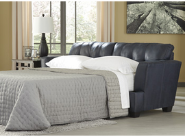 Ashley Furniture Queen Sofa Sleeper, Navy