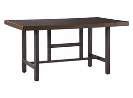 Ashley Express Furniture Rectangular Dining Room Table, Medium Brown
