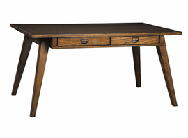 Ashley Express Furniture Rectangular Dining Room Table, Two-tone Brown