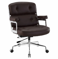 Remix Office Chair, Brown [FREE SHIPPING]
