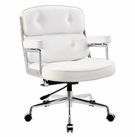 Remix Office Chair, White [FREE SHIPPING]