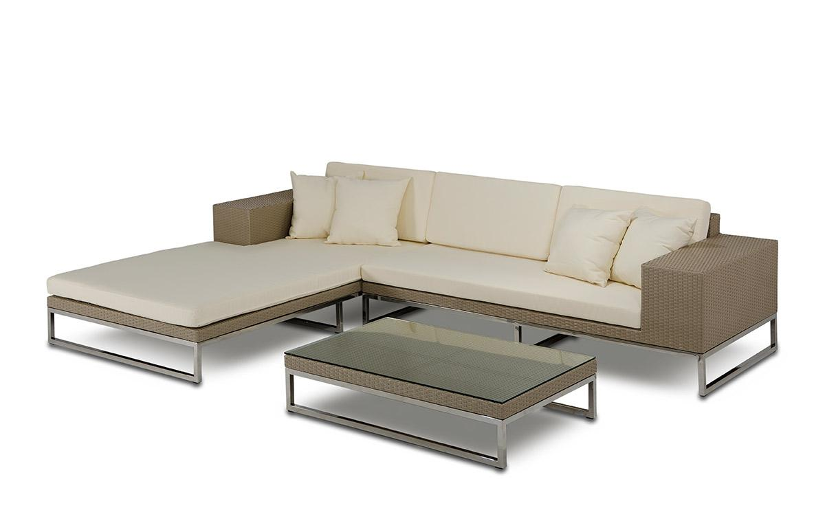 Renava Limba Modern Patio Sectional Sofa