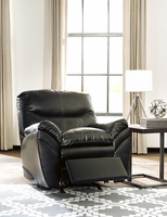 Ashley Furniture Rocker Recliner, Black