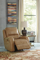Ashley Furniture Rocker Recliner, Blondie