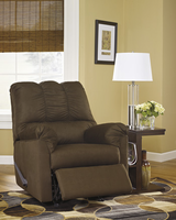 Ashley Furniture Rocker Recliner, Cafe